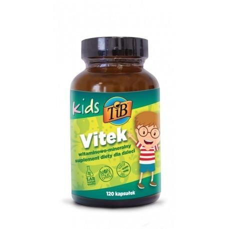 KIDS VITEK - 120kaps [TiB®]