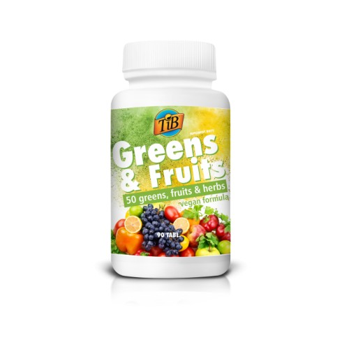GREENS & FRUITS - 90tabl [TiB]