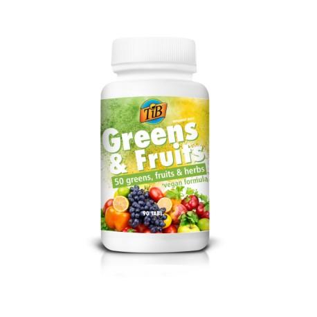 GREENS & FRUITS - 90tabl [TiB]